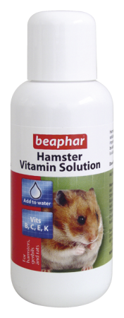 Hamster Vitamins - English