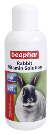 Rabbit Vitamins - English