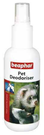 Pet Deodorizer - English/Spanish