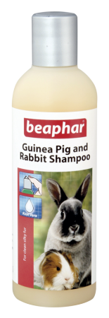 Guinea Pig & Rabbit Shampoo - English