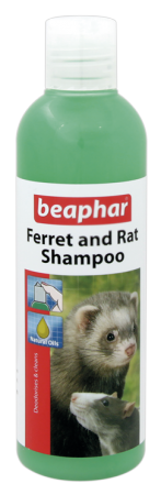 Ferret & Rat Shampoo - English