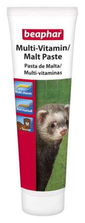 Vitamin/Malt Paste Ferret - English/Spanish