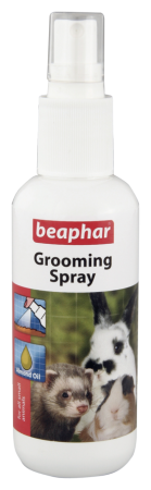 Grooming Spray - English