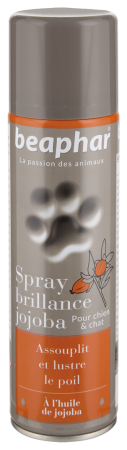 Premium Spray Dry Shampoo Jojoba - French