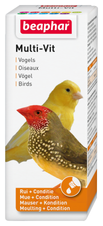 Multi Vit Bird - 50ml - Dutch/French/English/German