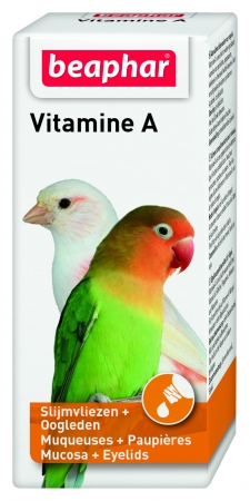 Vitamin A Bird - NL/FR/GB/DE/ES/PT