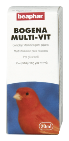 Multi Vit Bird - Spanish/Portuguese/Italian/Greek