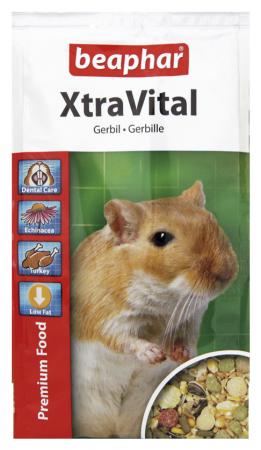 XtraVital Gerbil Feed - Dutch/French/English/German/Spanish/Portuguese/Italian/Greek