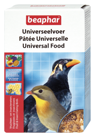 Universal Food - 150g - Dutch/French/English/Spanish/Greek/Norwegian