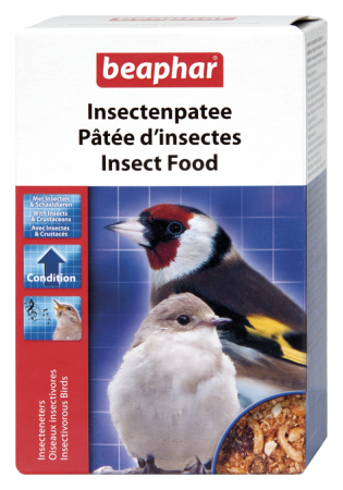 Insect Food - 100g - Dutch/French/English/Spanish/Greek/Norwegian