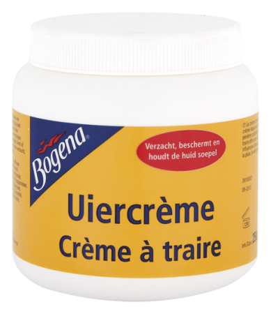 Bogena Udder Cream - 250g - Dutch/French