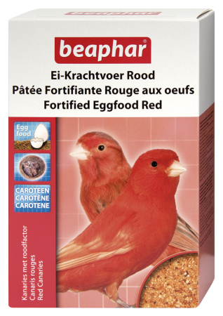 Eggfood Canary Red - 1kg - Dutch/French/English/German/Spanish