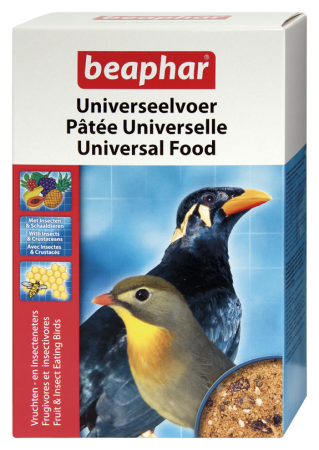Universal Food - 1kg - Dutch/French/English/Spanish/Greek/Norwegian