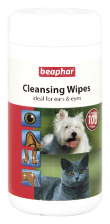 Cleansing Wipes - English