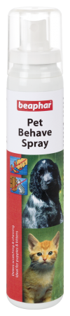 Pet Behave Spray - English