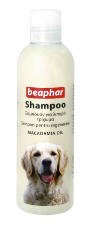 Shampoo Macadamia Oil for Dogs - English/Romanian