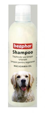 Shampoo Macadamia Oil for Dogs - English/Romanian