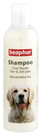 Shampoo Macadamia Oil for Dogs - English/Norwegian