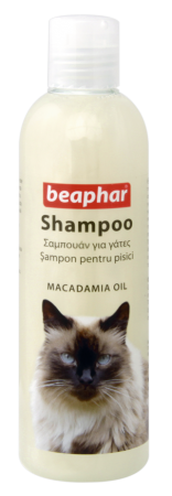 Shampoo Macadamia Oil Cat - English/Romanian/Hebrew