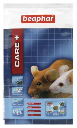 CARE+ Extruded Mouse Food - Dutch/French/English/German/Spanish/Italian/Greek/Norwegian