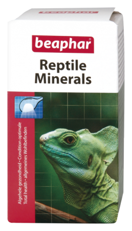 Reptile Minerals - English/French/English/German