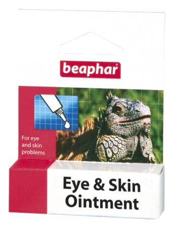 Eye and Skin Ointment - English