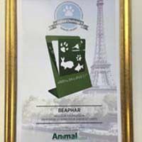 Trophée d'Argent pour Beaphar