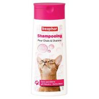 Shampooing extra-doux pour chat