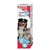 Dentifrice gel haleine fraîche pour chien et chat