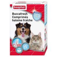 Comprimés haleine fraîche pour chien et chat