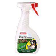 Spray anti-marquage urinaire extérieur