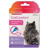 CatComfort®, pipettes calmantes pour chats et chatons à la phéromone maternelle