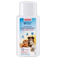 Shampooing stop parasites pour chien et chat