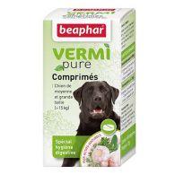 VERMIpure, comprimés aux plantes chien (>15kg)