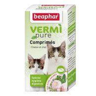 VERMIpure, comprimés aux plantes chaton et chat