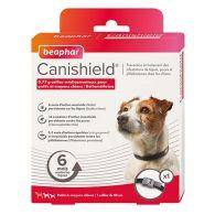 Canishield, collier chien contre les puces, tiques et moustiques