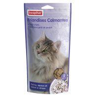 Friandises calmantes à la valériane pour chat