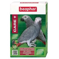 Care+, alimentation perroquet gris du Gabon