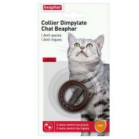 Collier Dimpylate, antiparasitaire pour chat
