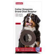 Collier antiparasitaire au Dimpylate pour grand chien