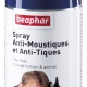 Flea & Tick Protection Spray - French