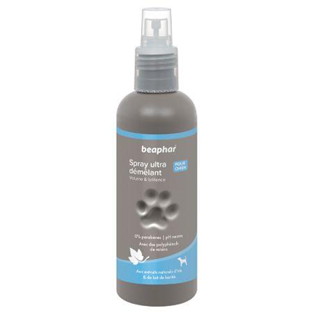Spray démêlant chien