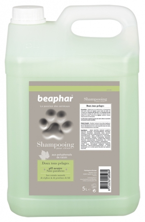 Premium Shampoo Soft Coat - 5L