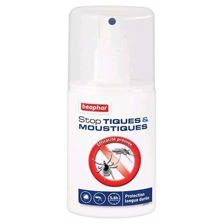 Spray anti-moustiques chien