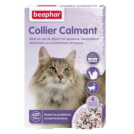 Beaphar collier calmant chat