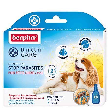 Dimethicare Line On Small Dog - FR