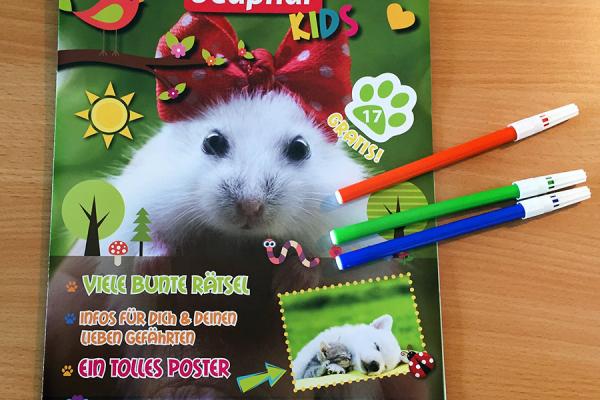 Das neue beaphar KIDS Heft ist da!