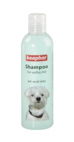 Hunde Shampoo für weißes Fell