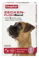 Zecken-Flohband Junior für Hunde