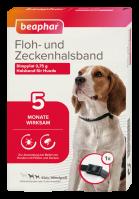 Floh- und Zeckenhalsband für Hunde, 60cm